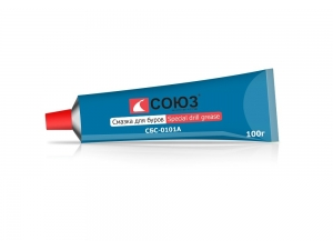 Смазка для буров СОЮЗ Special drill grease 100 г СБС-0101А